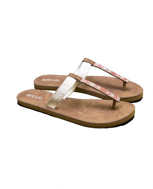 RIP CURL WOMENS FLIP FLOPS.NEW ZANZIBAR WATER FRIENDLY THONGS SANDALS 7S CW1 452